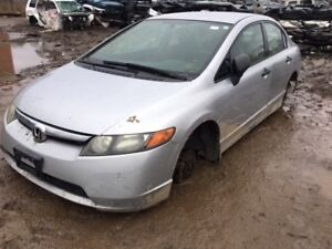 2007 Honda Civic just in for parts at Pic N Save!