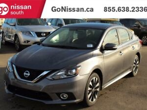2016 Nissan Sentra SR - HEATED SEATS, VERY LOW KMS, AUTO!!