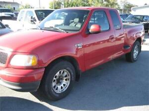 2002 Ford F-150 XL FLARESIDE SPORT AS-IS DEAL RUNS AND DRIVES