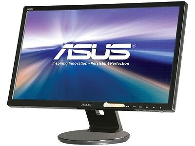 "شاشة ليد  ASUS VE228H Black 21.5"" 5ms HDMI Widescreen LED Backlight LCD Monitor"