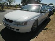 2003 Holden Commodore II VY 25th Anniversary White 3 Speed Auto Active Select Sedan Werribee Wyndham Area Preview