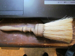 VINTAGE LARGE BARBER DUSTER