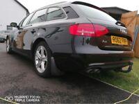 Audi, A4, Estate, 2012, Manual, 1968 (cc), 5 doors