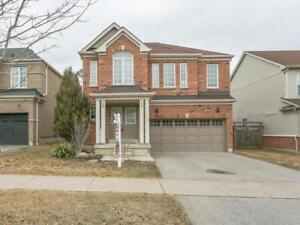All Brick Detached 4 Bedroom Whitby Home