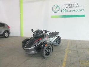 Can Am Spyder RS-S 2011