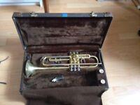 Yamaha Trumpet YTR 2320E + Case + Bag + Accesories