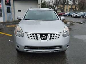 NISSAN ROGUE 2008, 4 CYL , CRUISE , VITRES ELECTRIQUES **4299$