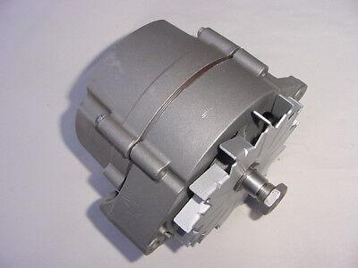 63 Chevy / Corvette Original Delco Alternator -Rebuilt- # 1100628 Dated 3B22