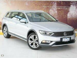 2017 Volkswagen Passat 3C (B8) MY17 140TDI DSG 4MOTION Alltrack Silver 6 Speed Collingwood Yarra Area Preview