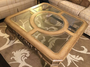 COFFEE TABLE WITH A SIDE TABLE (EXCELLENT CONDITION) Oakville / Halton Region Toronto (GTA) image 3