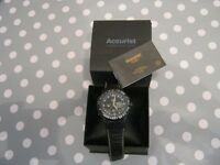 Accurist Mens Skymaster watch
