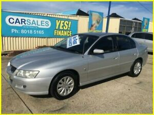 2004 Holden Commodore VZ Acclaim Silver 4 Speed Automatic Sedan Kogarah Rockdale Area Preview