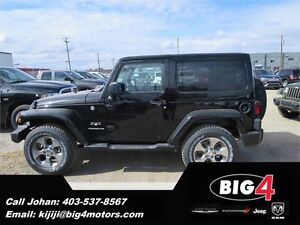 2016 Jeep Wrangler Sahara, BRAND NEW 2 door, MY2016 BLOW OUT!!!