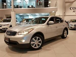 2008 INFINITI EX35 LUXURY-NAVIGATION-BACK UP CAMERA-LOADED