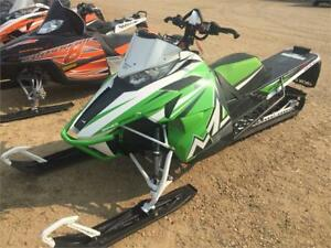 REDUCED - 2016 Arctic cat M8 Sno Pro - 439 Miles ONLY $8500.00
