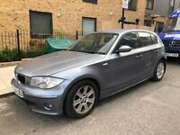 BMW 120 2.0TD auto 2005MY d SE Spares or repairs Gear box issues