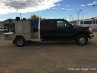 2013 Ford Super Duty F-350 DRW 4WD WELDING TRUCK