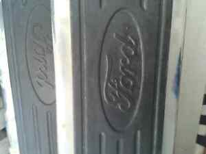 Used, dealer installed 6 in running boards for sale.