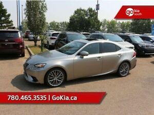 2015 Lexus IS 250 IS 250; SUNROOF, LEATHER, AWD, NAV