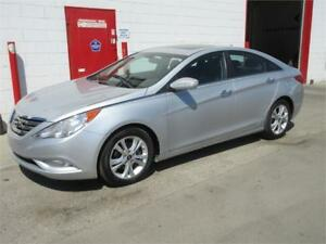 2011 Hyundai Sonata Limited ~ Nav ~ Leather ~ 186,000km ~ $8999
