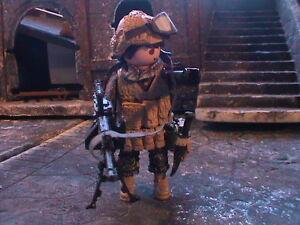 PLAYMOBIL-CUSTOM-US-INFANTRY-DIVISION-AFGANISTAN-2015-REF-0177