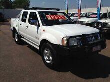 2006 Nissan Navara D22 ST-R (4x4) White 5 Speed Manual Berrimah Darwin City Preview