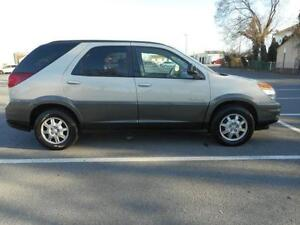 2004 Buick Rendezvous CX PKG----FAMILY OWN AND OPERATE SINCE NEW