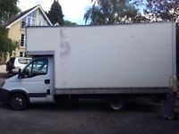 PROFESSIONAL REMOVAL SERVICE / MAN & LUTON VAN / HOUSE CLEARANCE / DELIVERY SERVICE
