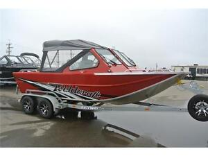 Huge sale on this Weldcraft jet boat. Come see it today!