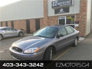 SALE!!2007 FORD TAURUS SE=LOW KMS=WARRANTY