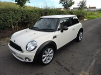 2008 MINI ONE SPECIAL EDITION WITH CHILLI PACK 1.4