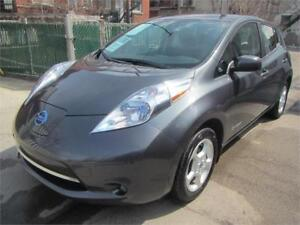 2013 Nissan LEAF ELECTRIC LOW KM NAVIGATION  FINANCEMENT $69 SEM