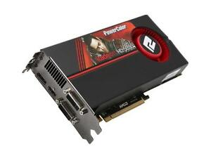 Carte graphique Radeon HD-5850