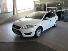 2009 Ford Mondeo MB LX White 6 Speed Automatic Hatchback Thornleigh Hornsby Area Preview