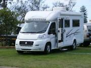 Winnibago Birdsville Elite Motor home Inverloch Bass Coast Preview