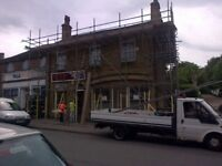 HD SCAFFOLDING SERVICES WEST YORKSHIRE