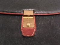 Vintage Bally briefcase
