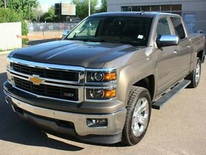 2014 Chevrolet Silverado 1500 LTZ LOADED CREW CAB 4x4 FINANCE AV