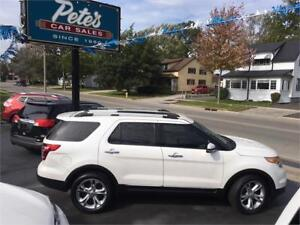 2015 Ford Explorer Limited 4X4 7-Passnger