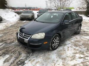 2006 Volkswagen Jetta TDI, Safety & ETEST for ON or QC INCL.