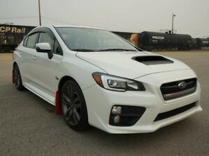 2016 Subaru WRX 4Dr 6sp | Backup Camera, Navigation