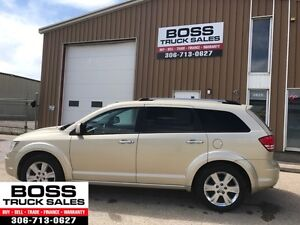 2010 Dodge Journey R/T LEATHER LOADED AWD!! ON SALE!! PST PAID!!
