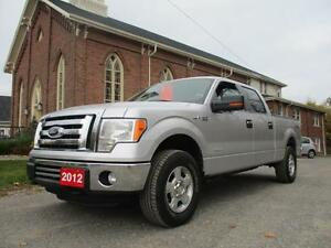 2012 Ford F-150 XLT - ECOBOOST - TONNEAU COVER - CERTIFIED