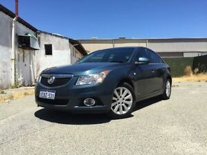 2012 Holden Cruze JH MY13 CDX Karma 6 Speed Automatic Sedan Beckenham Gosnells Area Preview