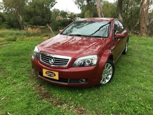 2006 Holden Statesman WM V8 Red 6 Speed Auto Active Sequential Sedan Coonamble Coonamble Area Preview