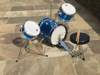 Childs drum kit for sale