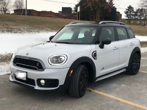 2017 Mini Countryman S All 4 *Lease Takeover* With **Incentive**