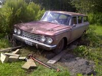 1962 Rambler Station Wagon