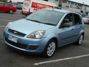 2006 Ford Fiesta WP LX Blue 4 Speed Automatic Hatchback Braybrook Maribyrnong Area Preview