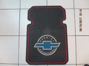 ClassicGenuineChevrolet GM Officially Licensed FloorMat 1980-90s